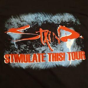 Staind tour t-shirt